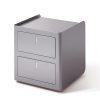 2. C-Box alluminio lato